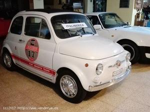 FIAT CINQUECENTO 595 ABARTH ORIGINAL - BARCELONA - BARCELONA