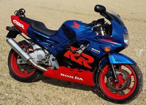 Honda cbr 600f (