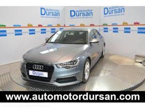 AUDI A6 A6 3.0 V6 TDI QUATTRO SLINE * NAVEGACI& - MADRID -