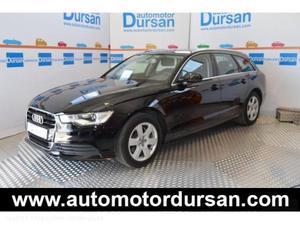 AUDI A6 A6 AVANT 2.0 TDI MULTITRONIC * NAVEGACI& - MADRID -