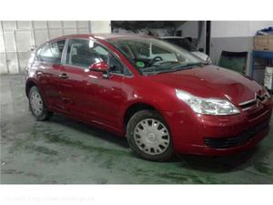 CITROEN C4 COUPE 1.4I LX & - MADRID - (MADRID)