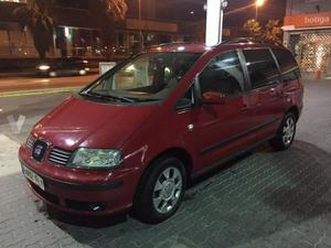 SEAT Alhambra 1.9 TDI 115cv Fancy -07