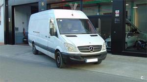 Mercedes-benz Sprinter 318 Cdi Largo 3.5t T. Alto