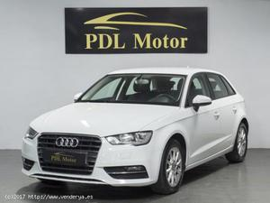 AUDI A3 SPORTBACK 2.0TDI ATTRACTION 150CV - MADRID -