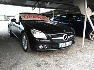 Mercedes-benz Clase Slk Slk 200 Blueefficiency 2p. -11
