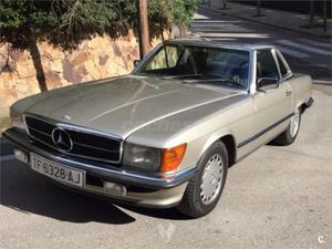 Mercedes-benz sl 2p. -88