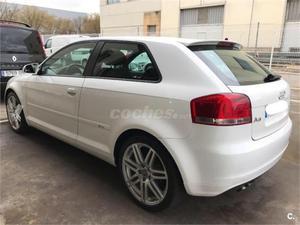 Audi A3 1.9 Tdi S Line Edition 3p. -08