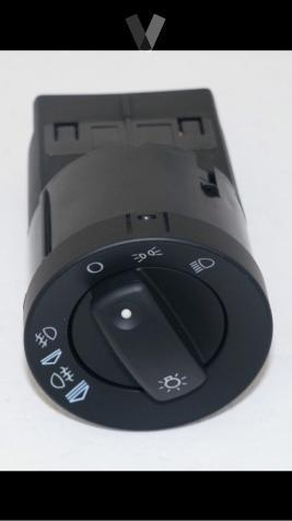 mando luces Audi A4 B6 B7