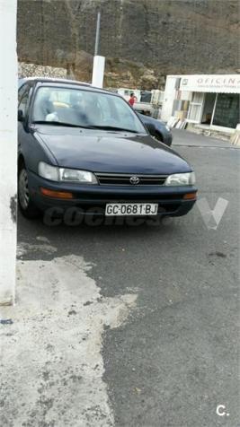 Toyota Corolla Sedan Corolla 1.6 Gl 4p. -94