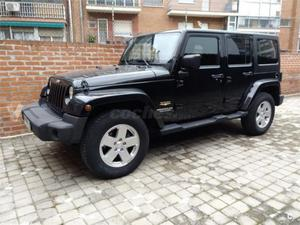 Jeep Wrangler Unlimited 2.8 Crd Sahara 4p. -12