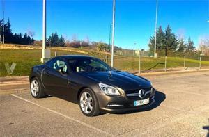 Mercedes-benz Clase Slk Slk 250 Blueefficiency 2p. -12