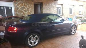 Audi A4 2.7 Tdi Multitronic Cabrio 2p. -08