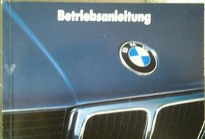 Manual BMW Serie 5