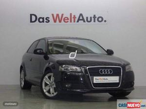 Audi a3 diesel 2.0tdi ambition 170 de  con  km por