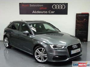 Audi a3 sportback 2.0tdi cd s line edition