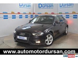 Audi a4 a4 2.0 tdi multitronic xenón climatizador '13