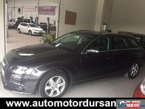 Audi a4 a4 2.0tdi avant navegación cuero climatizador '10 -