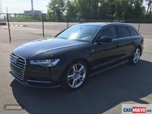 Audi a6 audi a6 avant 2,0 tdi ultra 190 s-tronic de  por