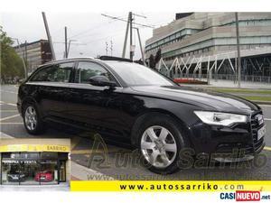 Audi a6 avant 2.0tdi multitronic '12