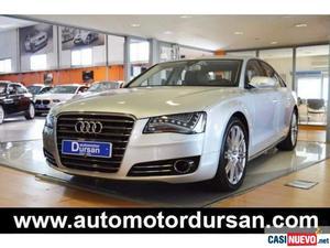 Audi a8 a8 4.2 tdi quattro navegación cuero '13
