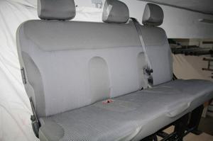 Asiento cama camper cozot coches for Muebles furgoneta camper