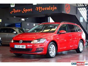 Volkswagen golf variant volkswagen golf variant 1.6 td