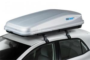 Cofre de techo carpriss plegable cozot coches - Cofre techo coche ...