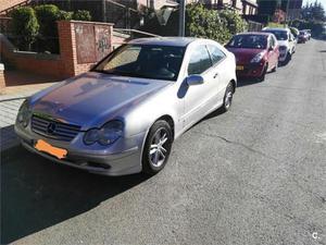 Mercedes-benz Clase C C 220 Cdi Sportcoupe 3p. -03