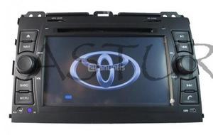 Radio Gps Dvd Para Toyota Land Cruiser
