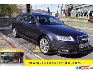 Audi a6 avant 2.0tdi multitronic