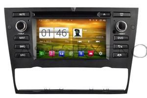 Radio Android Gps Para Bmw Serie 3 E90