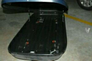 Baca maletero cozot coches for Maletero techo coche