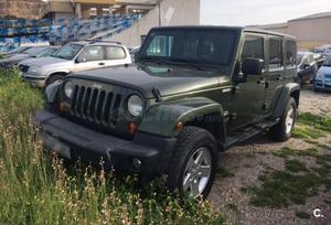 Jeep Wrangler Unlimited 2.8 Crd Sahara Auto 4p. -07
