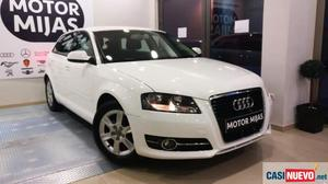 Audi a3 sportback 1.6 tdi e 105cv attraction, 105cv, 5p del