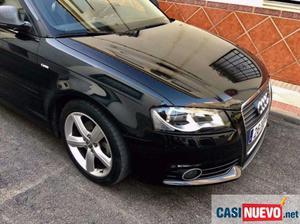 Audi a3 sline 2.0 tdi 140cv