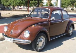 Vw Escarabajo De
