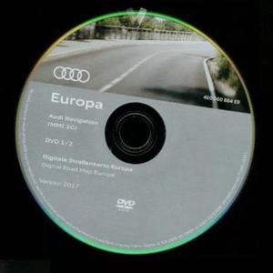 dvd GPS Audi MMI G High