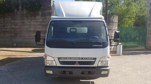 Mitsubishi Canter caja cerrada Paquetero
