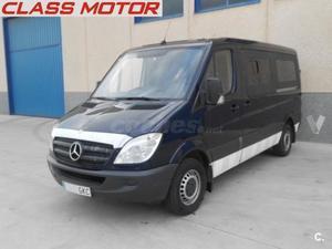 Mercedes-benz Sprinter 318 Cdi Medio 3.5t