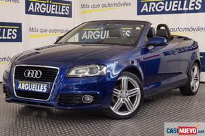 Audi a3 cabrio 2.0 tdi ambition s-line