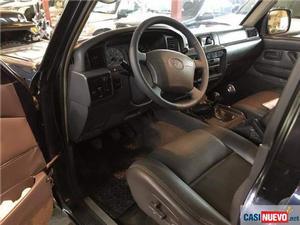 Toyota land cruiser hdj 80 station wagon '97