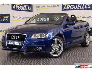 Audi a3 cabrio 2.0 tdi ambition s-line '12
