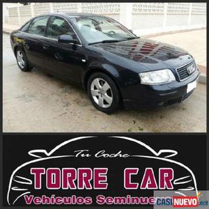 Audi a6 2.5tdi quattro tiptronic '02