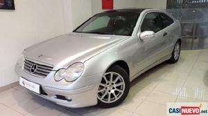 Mercedes benz clase c mercedes-benz clase coupe 180