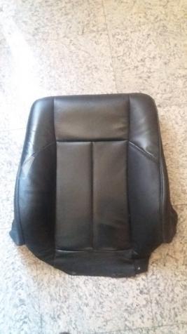 Respaldo cuero asiento conductor W202