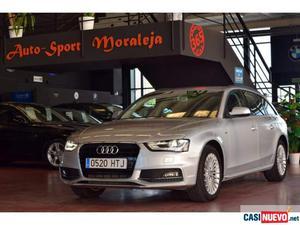 Audi a4 avant audi a4 avant 2.0 tdi s-line m