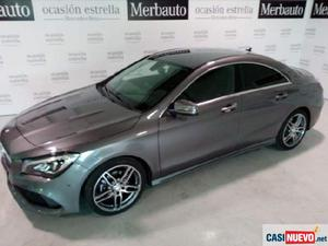 Mercedes benz clase c mercedes-benz clase cla coupe cla 200