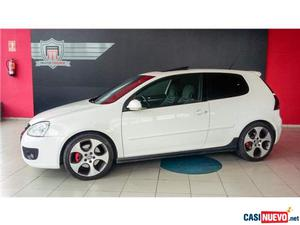 Volkswagen golf gti 2.0 tfsi dsg '08