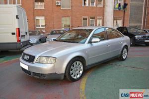 Audi a6 2.4 quattro tiptronic '02