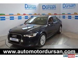 Audi a6 a6 hybrid automático navegación cuero '14